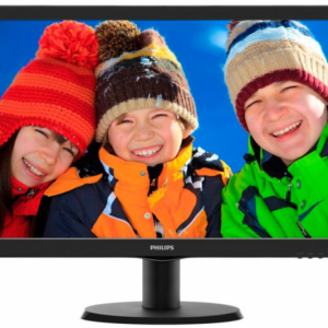 MONITOR PHILIPS LCD 23.6'' FULL HD 243V5LHSB/00